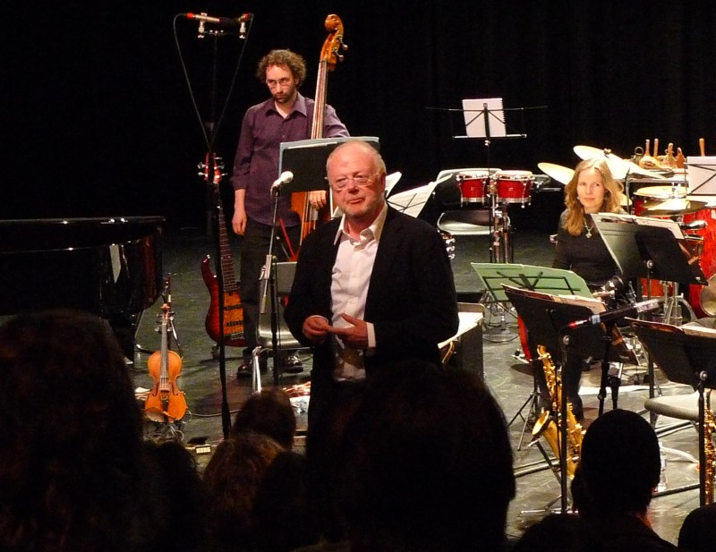 Louis Andriessen at the Roundhouse